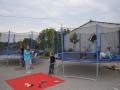 duże trampoliny wynajem